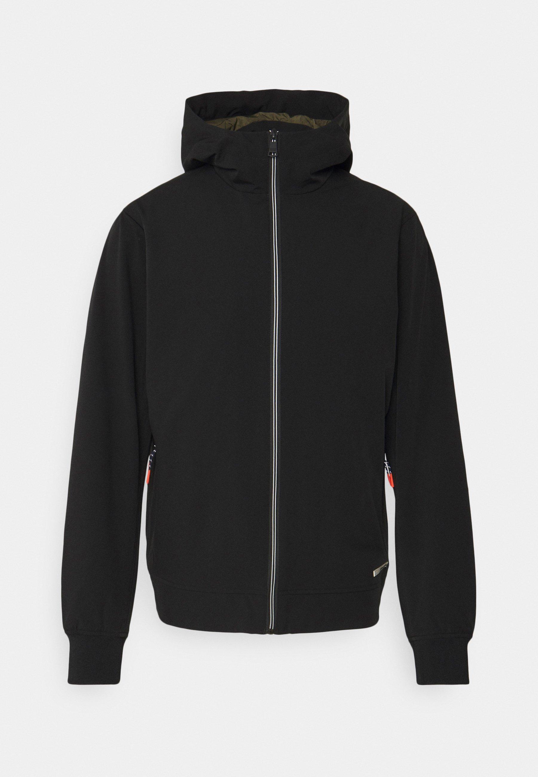 Men HOODED JACKET - Summer jacket