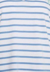 s.Oliver - Print T-shirt - blue lagoon - 2
