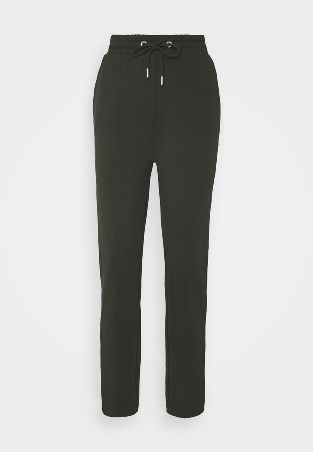 PARLA ELLA PANT - Tracksuit bottoms - green night