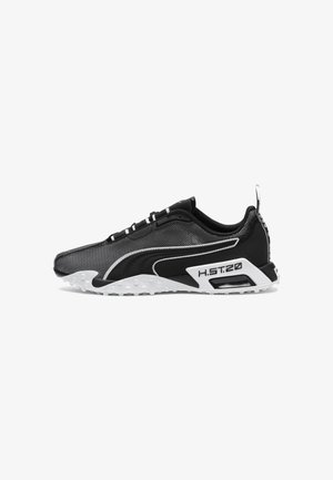 Neutral running shoes - black-puma white-puma silver