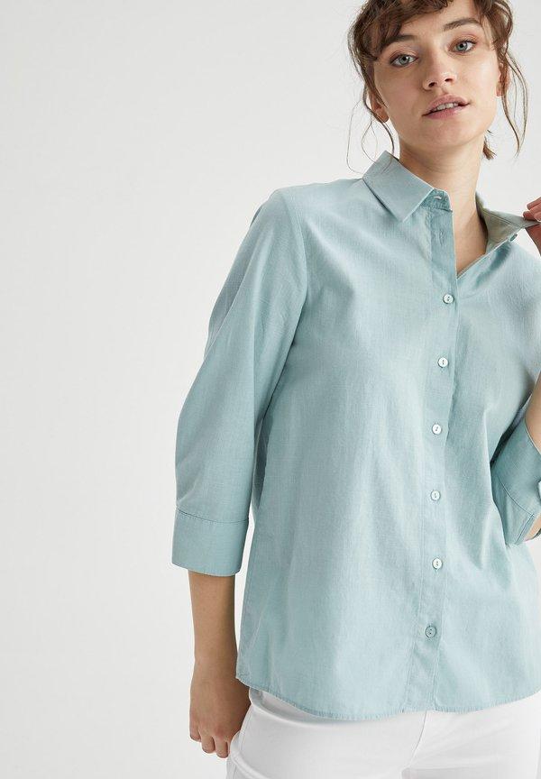 DeFacto Koszula - turquoise/miętowy NDWZ