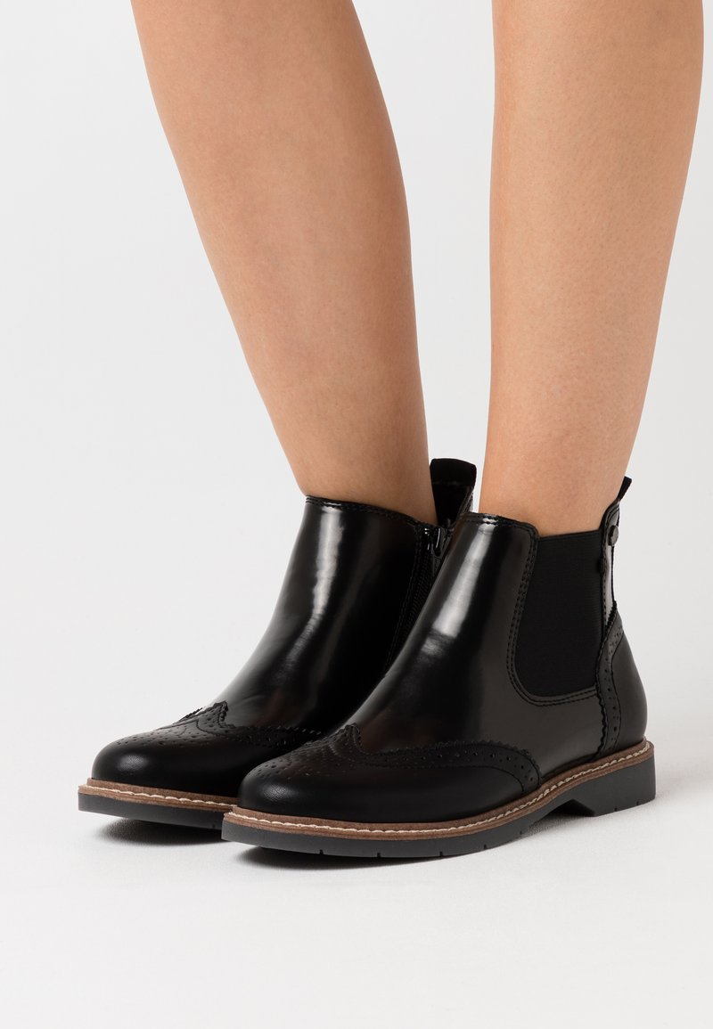 s.Oliver Ankle Boot - black/schwarz - Zalando.at