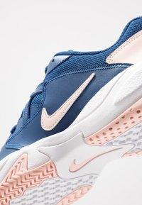 Nike Performance - COURT LITE 2 - Multicourt tennis shoes - coastal blue/echo pink/storm pink/white - 5