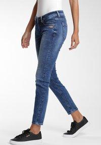 Gang - Jeans Skinny Fit - blue mid wash - 2