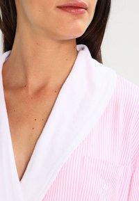 Lauren Ralph Lauren - ESSENTIALS - Dressing gown - pale pink - 3