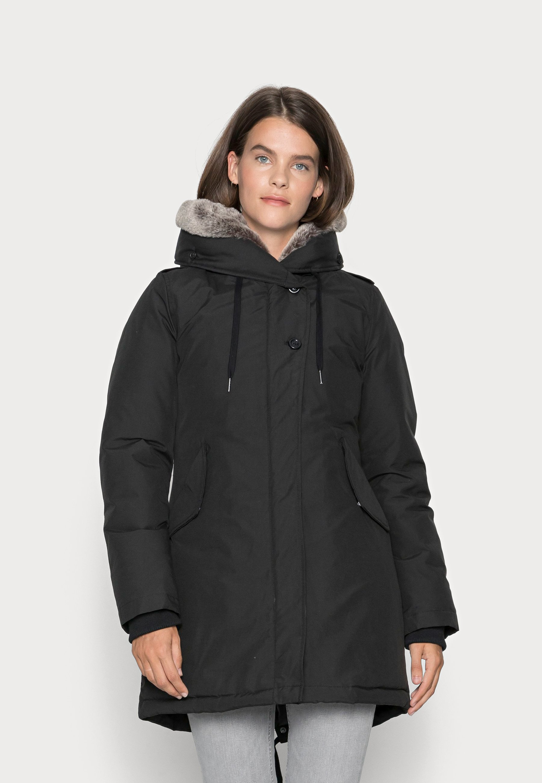Donna LANIGAN FAKEFUR ORLYLAG - Cappotto invernale