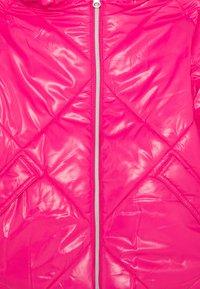 Benetton - BASIC GIRL - Zimní bunda - pink - 2