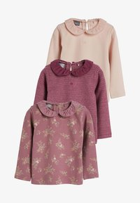 Next - 3 PACK - Blouse - purple - 0