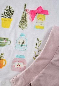 Cigit - SET - Shorts - light pink - 2