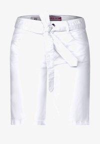 Street One - Jeansshort - white - 3