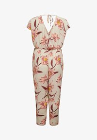 ONLY Carmakoma - CURVY - Jumpsuit - oatmeal - 6