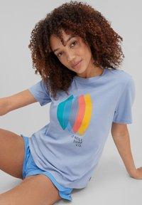 O'Neill - SURFBOARD - Print T-shirt - forever blue - 2