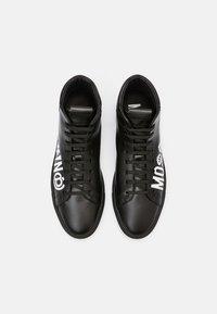 MOSCHINO - High-top trainers - nero - 8