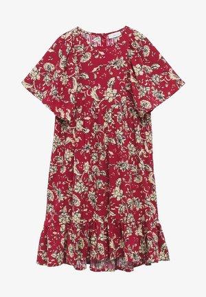 COQUET - Robe d'été - rouge
