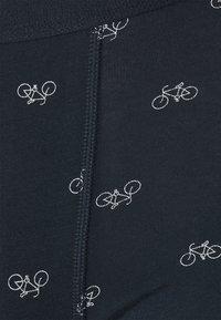 Pier One - 3 PACK - Underkläder - dark blue/offwhite - 5