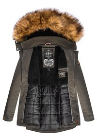 Marikoo - SANAKOO - Winter coat - anthracite - 4