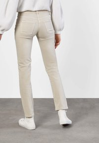 MAC Jeans - Straight leg jeans - smoothly beige - 1