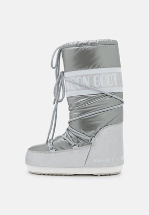 ICON PILLOW - Winter boots - silver