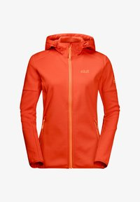 Jack Wolfskin - HYDRO - Soft shell jacket - wild brier - 2