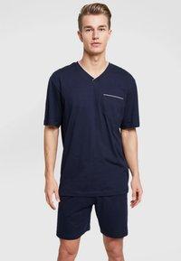 Seidensticker - Pyjama set - blue - 0