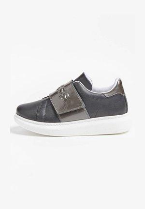 NEW EDGY  - Sneakers laag - schwarz