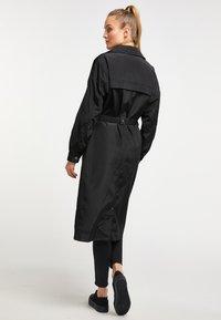 DreiMaster - Płaszcz wełniany /Płaszcz klasyczny - black - 2