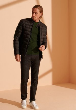 Maglione - dry olive green