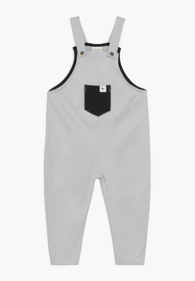 PLAIN EASY FIT BABY - Dungarees - grey