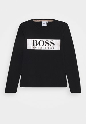 LONG SLEEVE  - Longsleeve - black