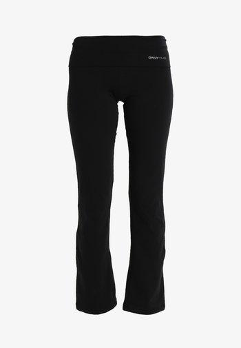 ONPFOLD JAZZ PANTS - Leggings - black