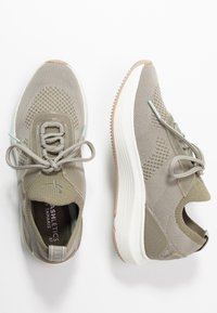 Tamaris Fashletics - Baskets basses - olive - 3