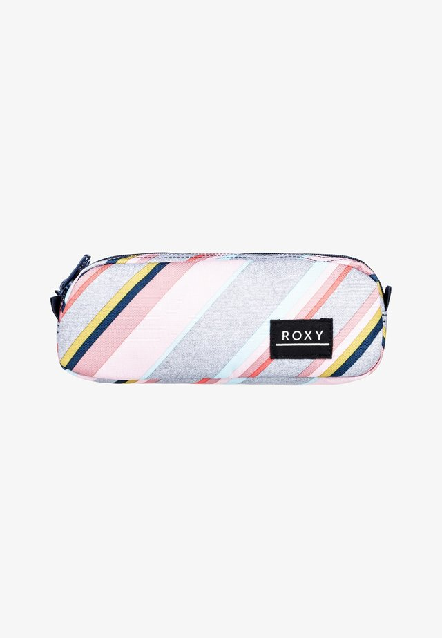 Pencil case - heritage heather oriental stri