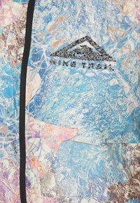 Nike Performance - WINDRUNNER TRAIL - Veste de running - blue lagoon/black - 2