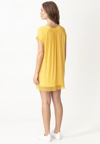 Indiska - MARSHA - Day dress - yellow - 1