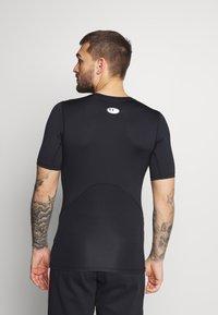 Under Armour - COMP - Print T-shirt - black - 2