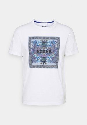 UNISEX - T-shirts med print - white