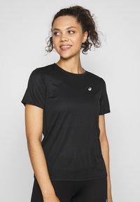 ASICS - KATAKANA - T-shirt z nadrukiem - performance black - 0