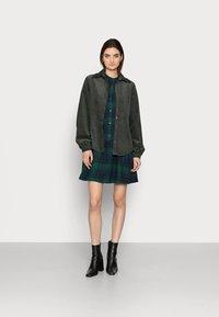Gap Tall - Shirt dress - blackwatch - 1