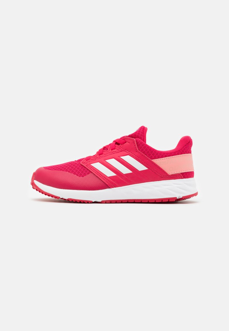 adidas Performance - FORTAFAITO UNISEX - Neutral running shoes - power pink/footwear white/glow pink