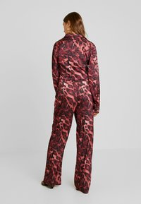 NGHTBRD - FOX  - Tuta jumpsuit - red river - 2