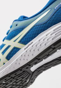 ASICS - PATRIOT 11 - Neutral running shoes - tuna blue/pure silver - 5