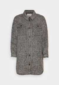 ONLSTORMY LONG SHACKET - Short coat - glacier gray