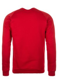 adidas Performance - CORE ELEVEN FOOTBALL LONG SLEEVE PULLOVER - Sudadera - red - 1