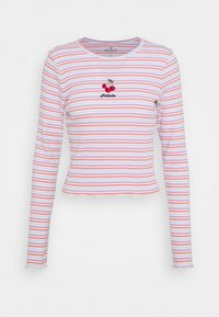 Hollister Co. - TREND TEE - Long sleeved top - multicolor - 4