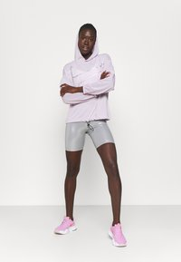 Nike Performance - COVERUP  - Hoodie - iced lilac/metallic silver - 1