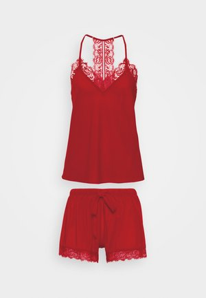MIA  PJ SET  - Pyjamas - red