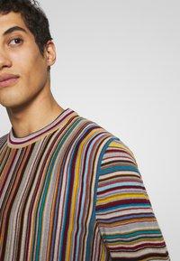 Paul Smith - GENTS PULLOVER CREW NECK - Jumper - multicoloured - 4