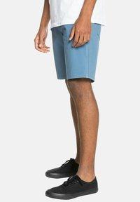 Quiksilver - Denim shorts - captains blue - 3