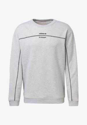 CREW SWEATSHIRT - Sweater - grey