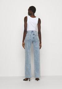 Frame Denim - LE JANE - Straight leg jeans - richlake - 2